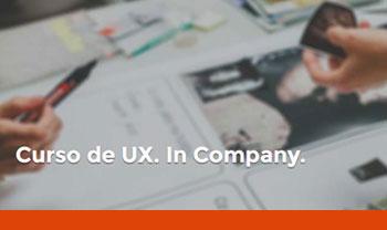 Veja o curso UX