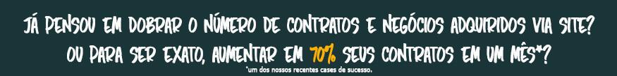 banner sobre aquisição de mais clientes com os serviços de performance da Canzar